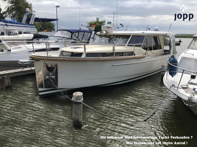 Seaway - Greenline 33 Hybrid, Inzahlungnahme möglich!