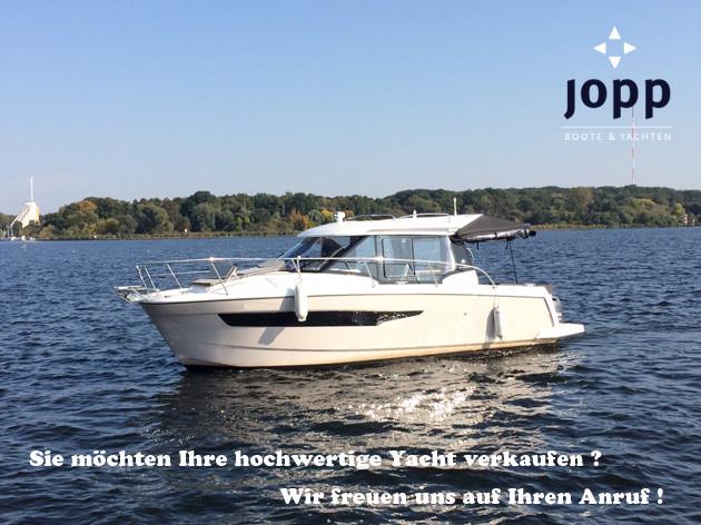 Jeanneau - Jeanneau Merry Fisher 895 Offshore, Inzahlungnahme möglich!