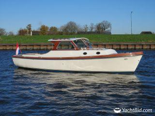 Thumbnail - Berg Boat 28 Cabin Classic