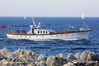 Thumbnail - Classic Motor Yacht Philmarbe