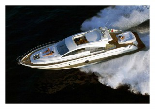 Yacht of the week - Aicon 72 Open Hardtop