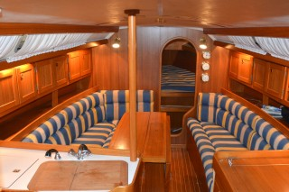 Yacht of the week - Comfortina 35