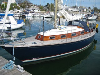 Yacht of the week - HR33 Mistral