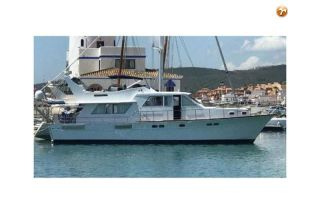 Yacht of the week - Cantiere Navale Di Chiavari 60