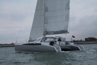 Broadblue Catamarans - Rapier 400