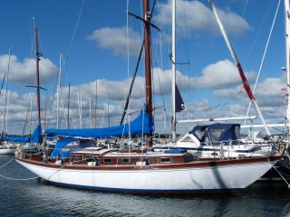 Yacht of the week - John G. Alden 42´ Yawl