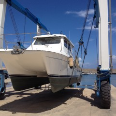 Yacht of the week - Aventure Power Cat 34