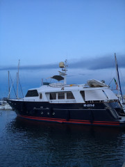 Yacht of the week - Benetti 60 Sail Division