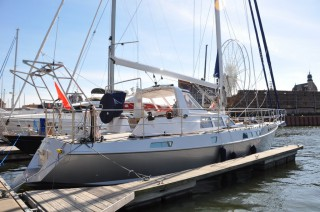 Yacht of the week - Reinke 16M Alu SMY 57