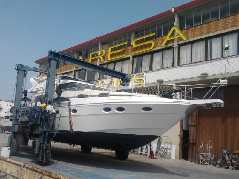 GALLART MY 18MMotoryacht  Arne Schmidt Yachts